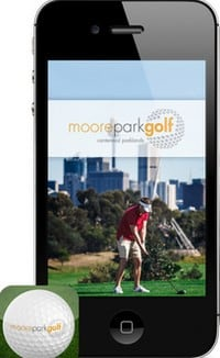 Moore Park Golf App