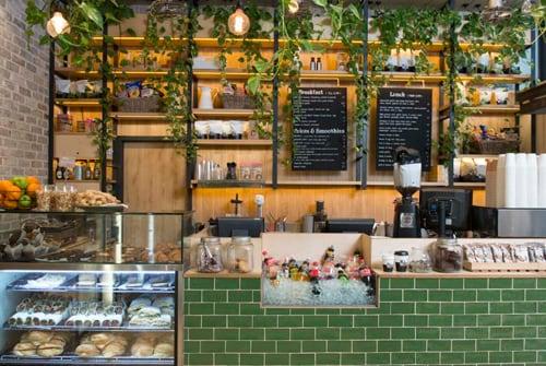 Centennial Park Greenhouse Cafe