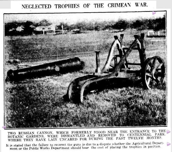 Article sourced from National Library of Australia - Trove (appeared in the Sydney Morning Herald - 21 June 1927)