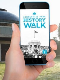 History Walking Tour App