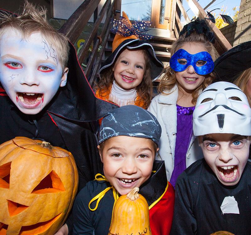 swamp monsters centennial park halloween sydney