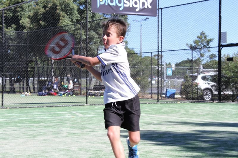 More than 650,000 registered sports users come to Centennial Parklands every year to play and practice