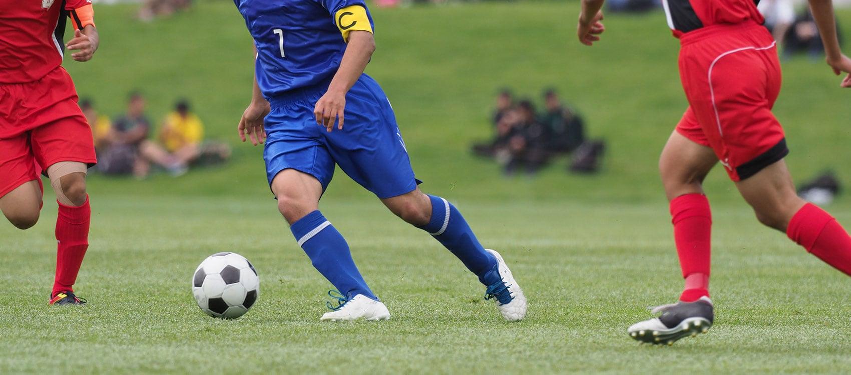 Sports - Soccer (Football) - Centennial Parklands