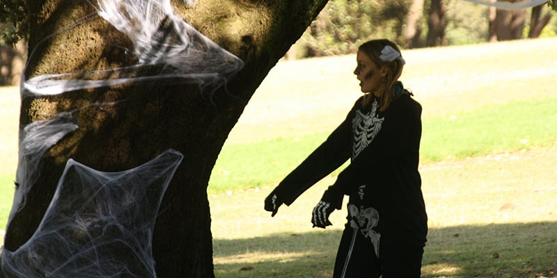 swamp monsters, sydney, kids events, kids halloween, centennial park