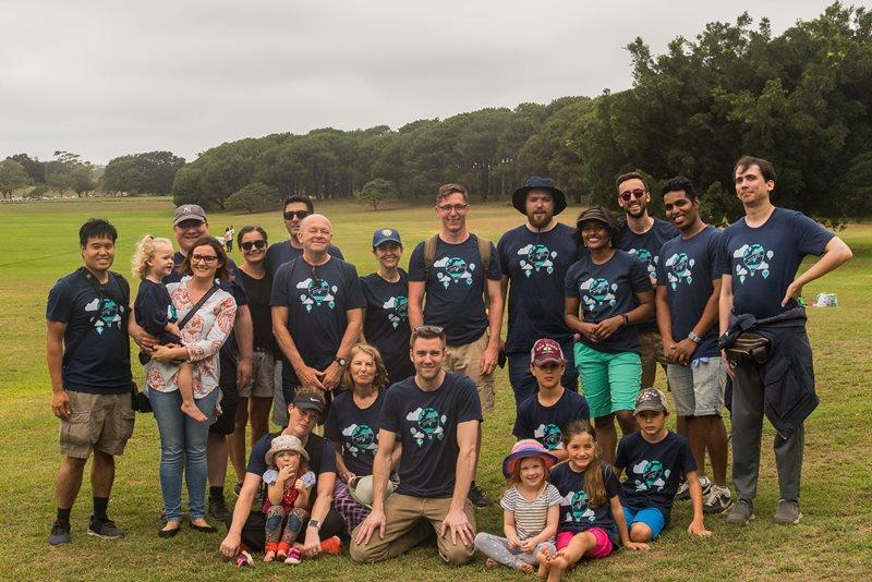 Clean Up Australia Day - Centennial Park 2
