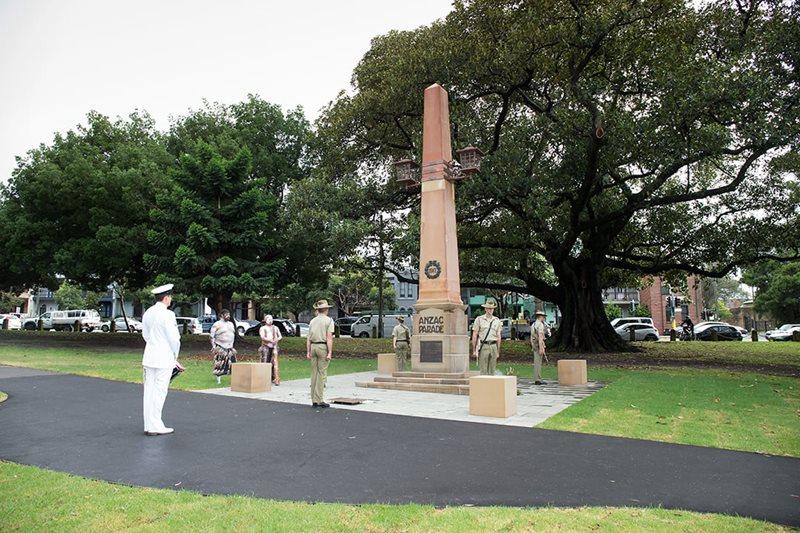 anzac memorial 2017