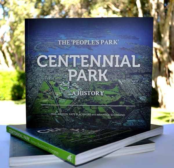 Centennial Park - A History is a great read and great gift idea!
