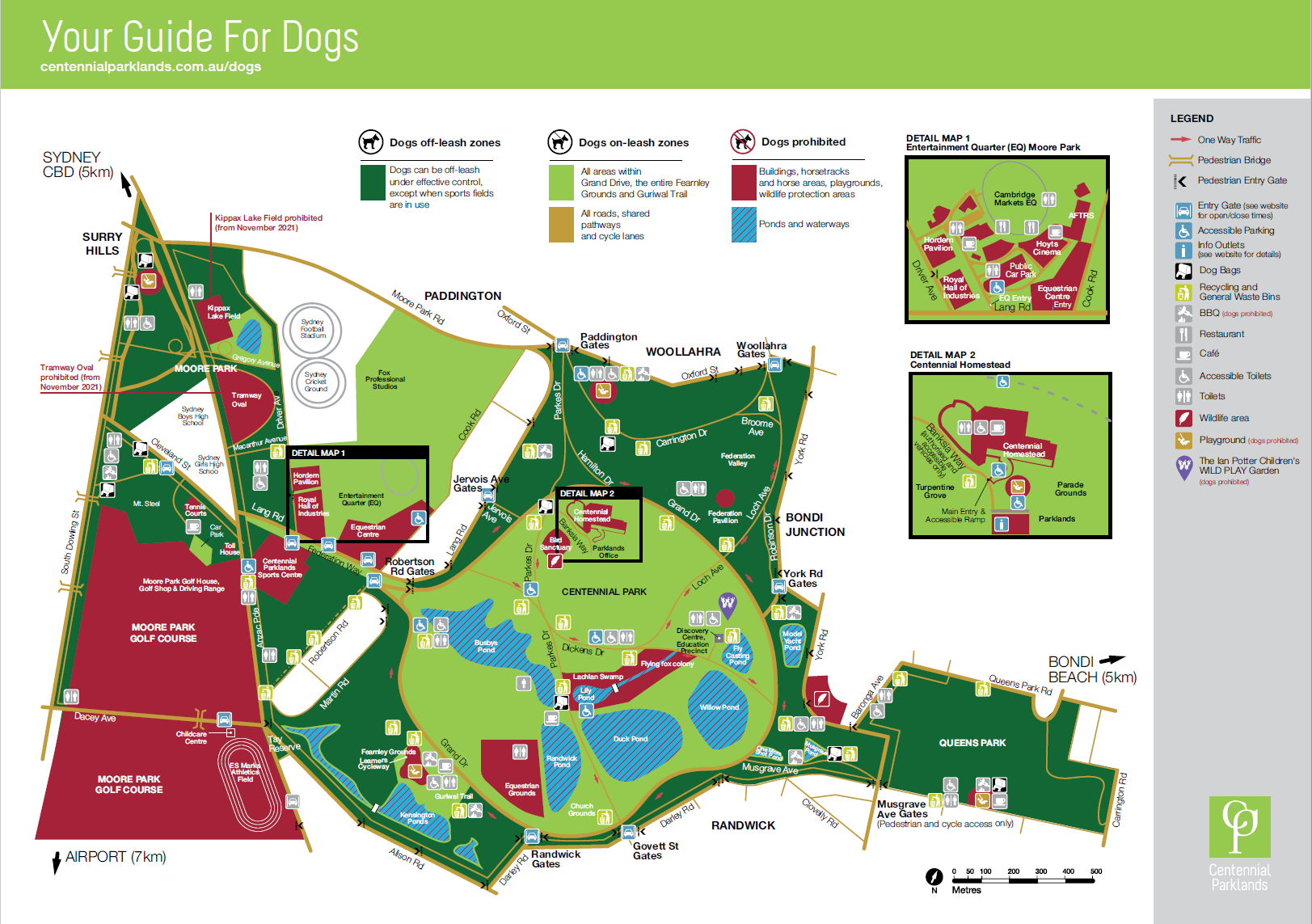 Dog walking - Centennial Parklands on illinois marathon map, lowell riverfront trail map, georgia world congress center map, the factory at franklin map, downtown franklin map, penrith map, fairfield map, the hermitage map, mascot map, limestone canyon map, coronado central beach map, hammond stadium map, cibola national wildlife refuge map, piedmont park map, hunters hill map, turner stadium map, belle meade plantation map, ballast point map, tennessee state fairgrounds map, baltimore city hall map,