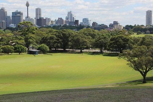 Our Parks Centennial Parklands